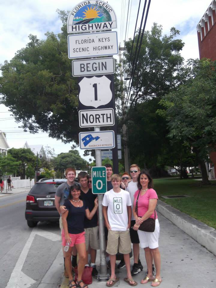 New Hope OPC group in Key West, Florida