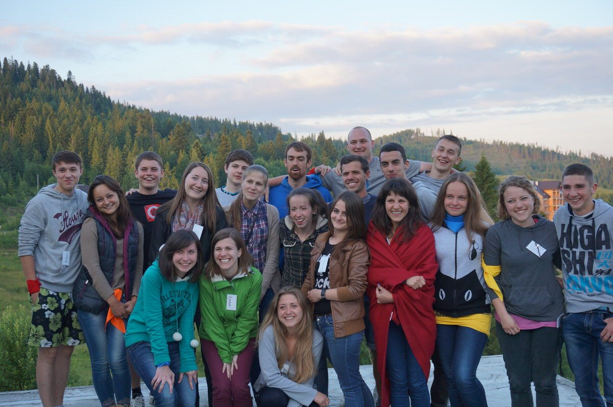 Ukraine small group 2