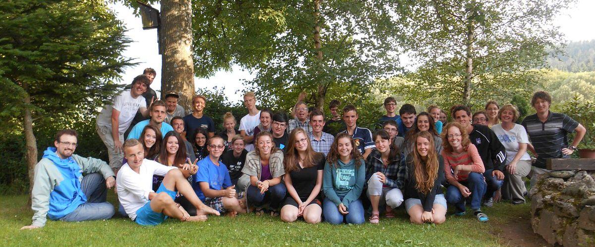 2014 Team Praha - group shot - photo from Kathleen Winslow