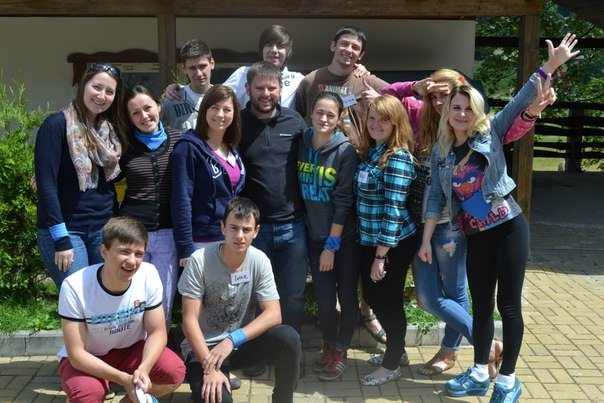 2015 Ukraine - small group