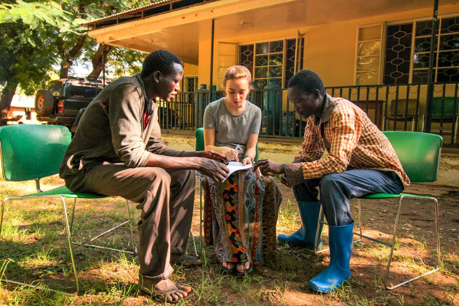 2015 Uganda testimonial photo 2 from Laura Dowds
