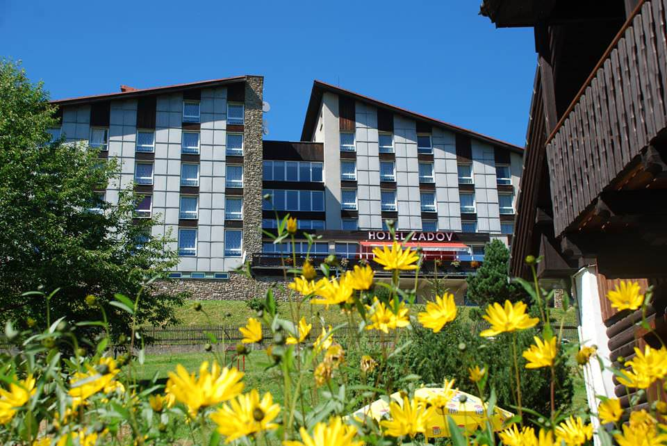 2016 CZ English Camp - Hotel Zadov